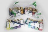 FolkArt 60 00 000 FAS  5 Farben Set + Pinsel