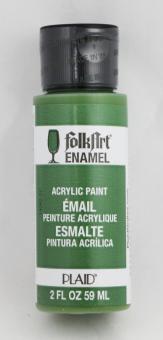 FolkArt Enamel 4041 Hauser Green Medium 59 ml