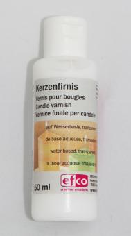 efco 902 Kerzenfirnis 50 ml
