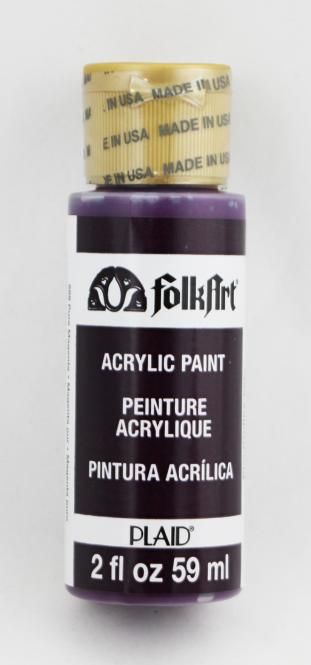 FolkArt 689 Pigments Pure Magenta 59ml