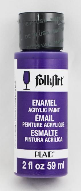 FolkArt Enamel 4029 Violet Pansy 59 ml