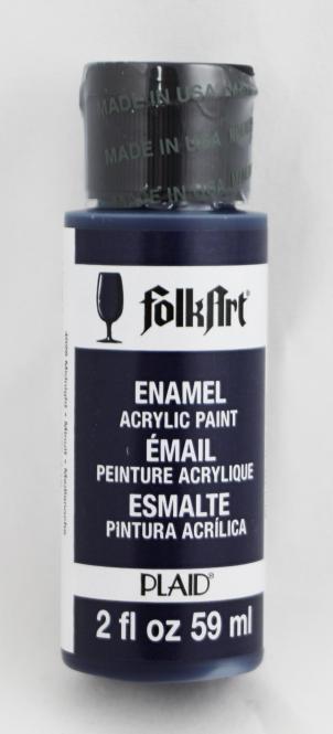 FolkArt Enamel 4026 Midnight 59 ml - 2. Wahl
