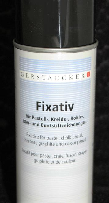 Fixativ Dose 400ml Gerstaecker