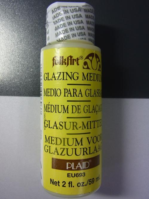 FolkArt 693 Glazing Medium Patiniermittel 59 ml