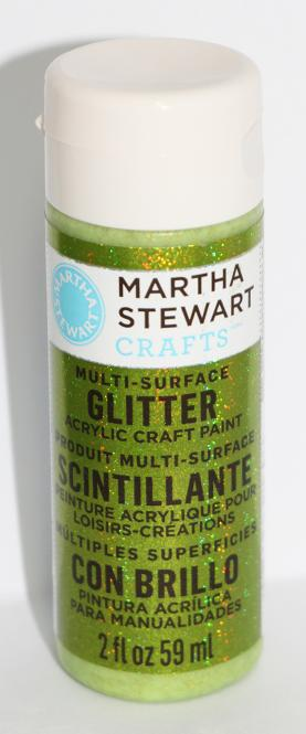 Martha Stewart Crafts™ Glitter Golden Beryl