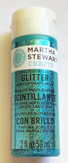 Martha Stewart Crafts™ Glitter Turquoise
