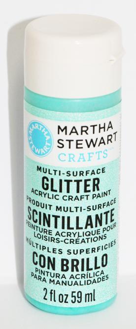 Martha Stewart Crafts™ Glitter Wintermint