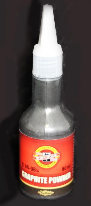 Graphit Powder (Graphit Puder)