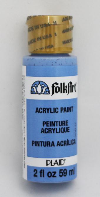 FolkArt 640 Light Periwinkle 59ml