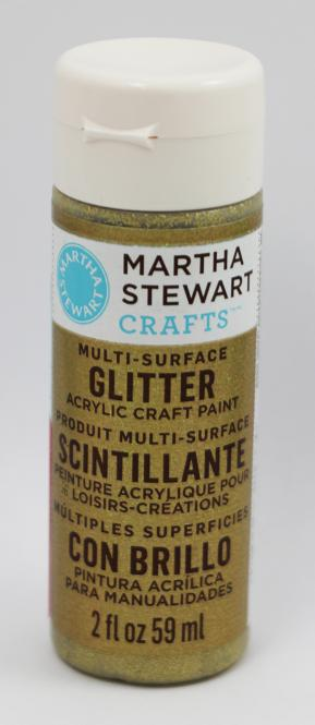 Martha Stewart Crafts™ Glitter Florentine Gold
