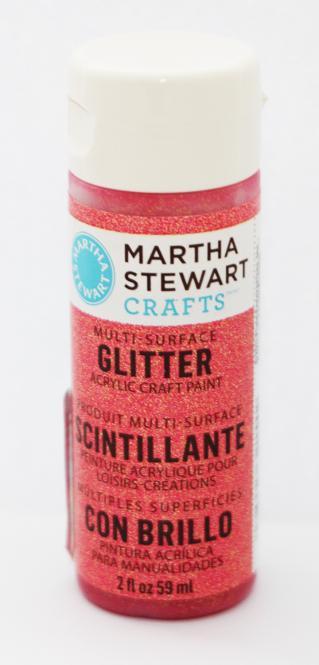 Martha Stewart Crafts™ Glitter Cherry Cola