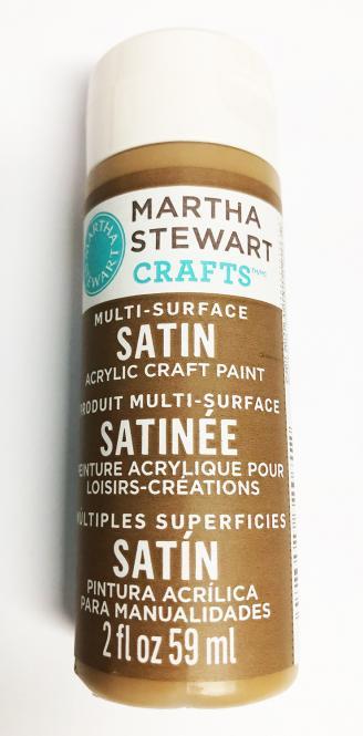 Martha Stewart Crafts™ Satin Sycamore