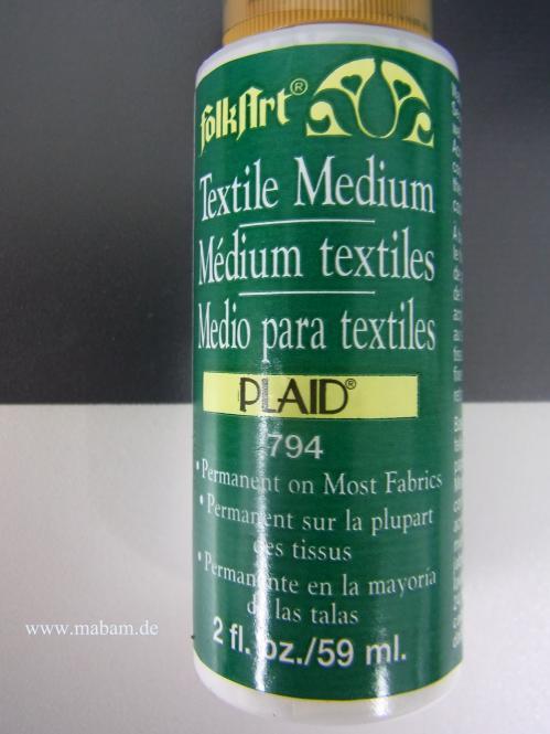 FolkArt 794 Textile Medium 59 ml
